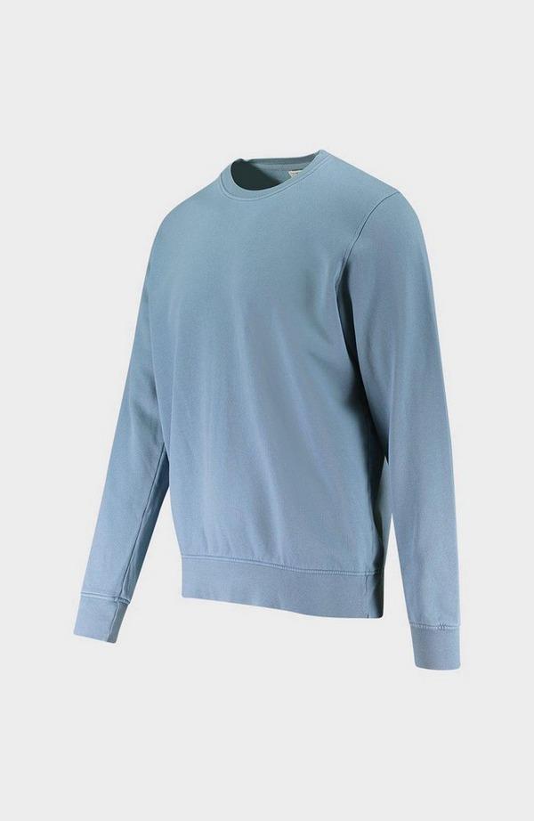 Organic Crew Neck Sweatshirt