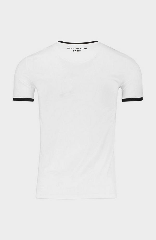 Small B Logo Crew Neck Short Sleeve T-Shirt