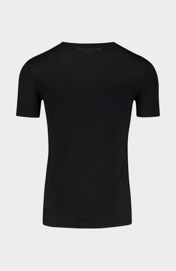 Small Logo Muscle Fit Short Sleeve T-Shirt
