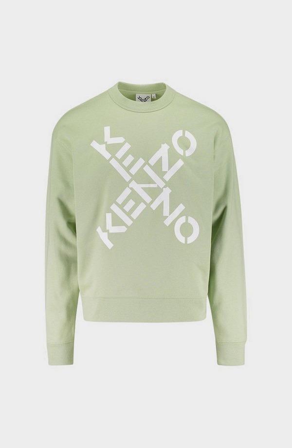 Sport X Crew Neck Sweatshirt