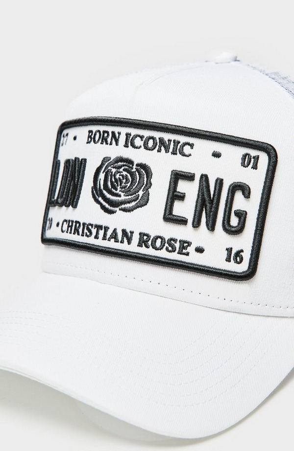 Iconic Plate Cap