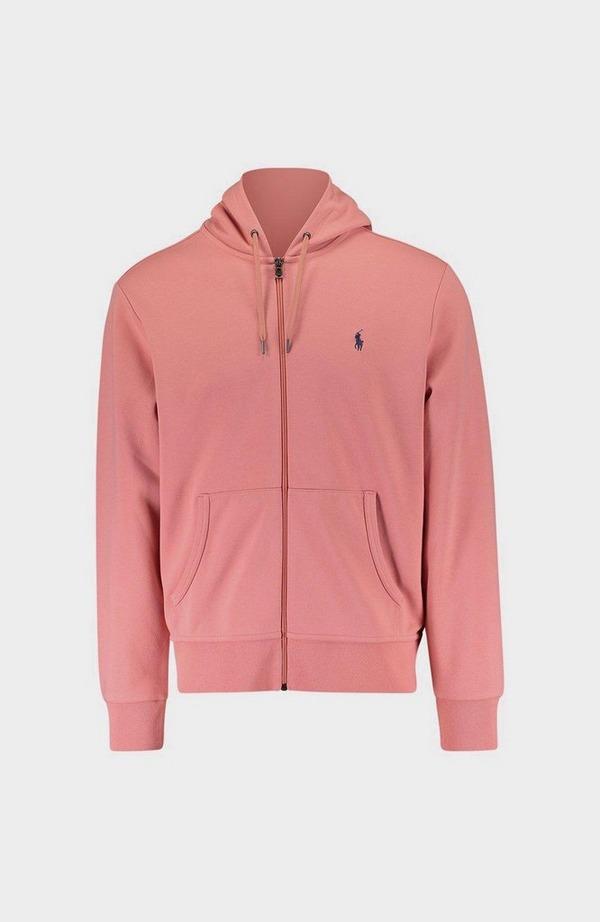 Tech Fleece Zip Thru Hooded Sweatshirt