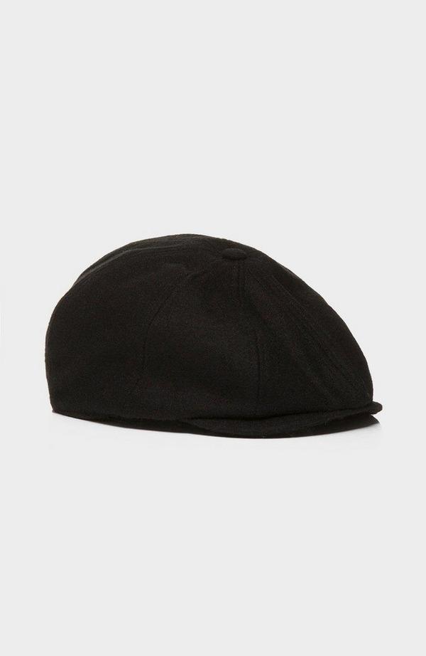 Wool Newsboy Cap