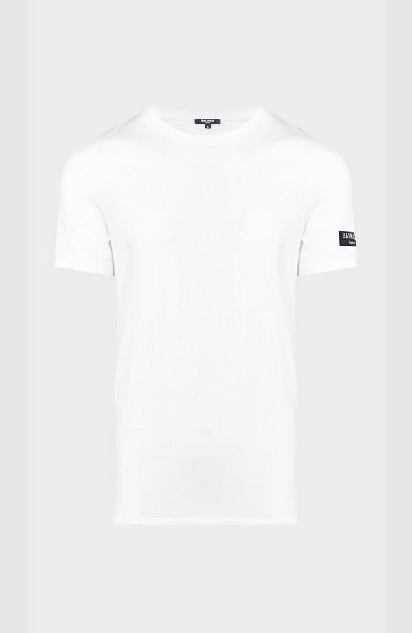 Arm Logo Short Sleeved T-Shirt