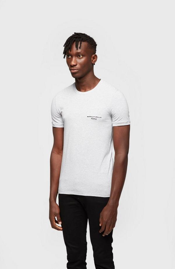 Chest Logo Short Sleeved T-Shirt