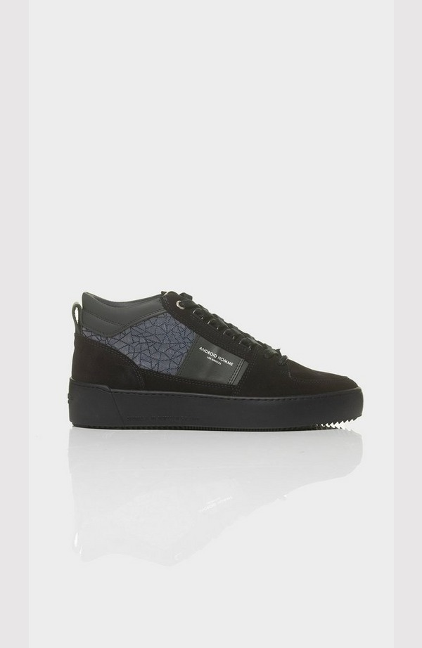 Point Dume Mosaic Mid Top Trainer