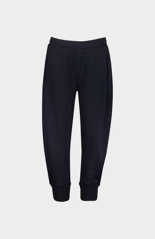 Drawstring Logo Jogging Pants