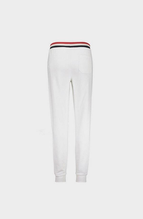 Stripe Waist Jogging Bottoms