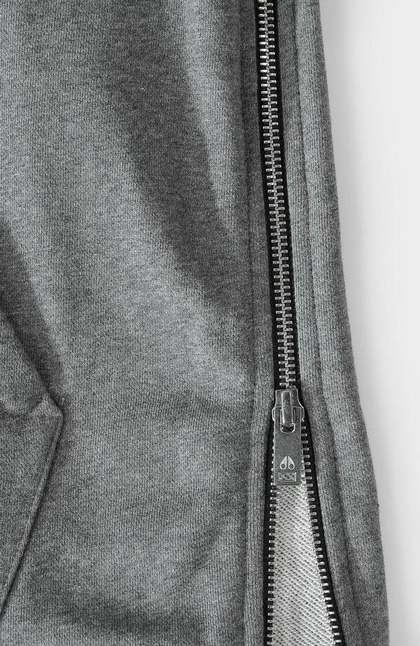 Jawbreaker Zip Side Hooded Sweatshirt