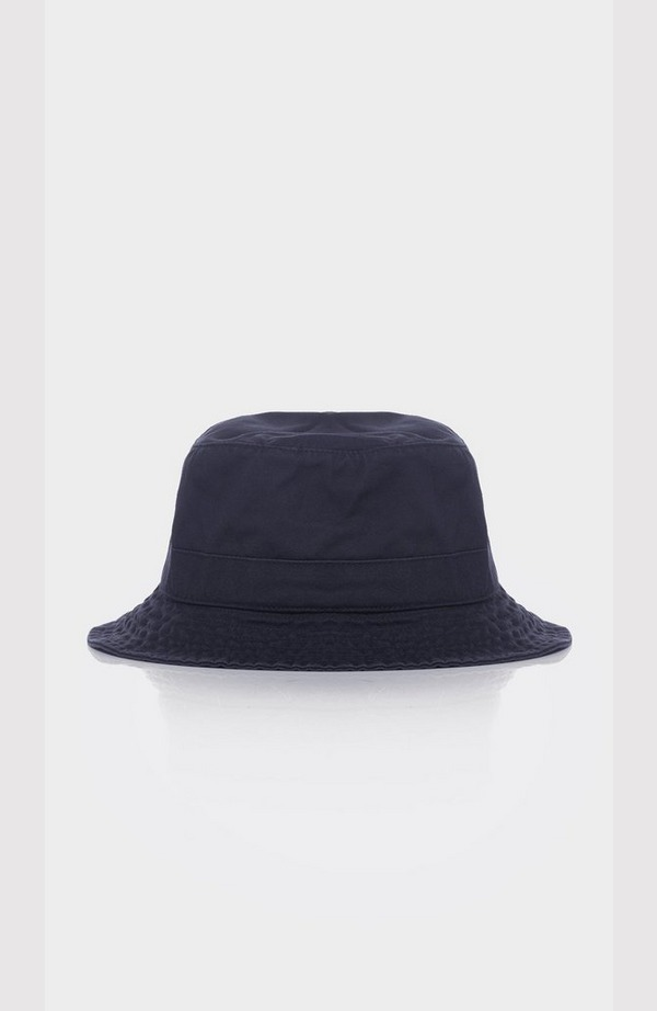 Small Polo Player Chino Bucket Hat