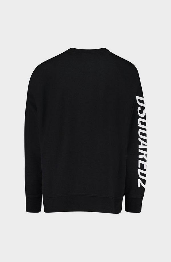 D2 Leaf Crew Neck Sweatshirt