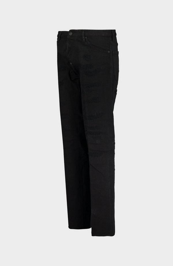 Black Denim Cool Guy Jean