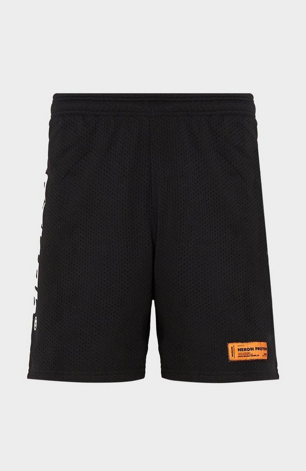 Ctnmb Halo Mesh Shorts