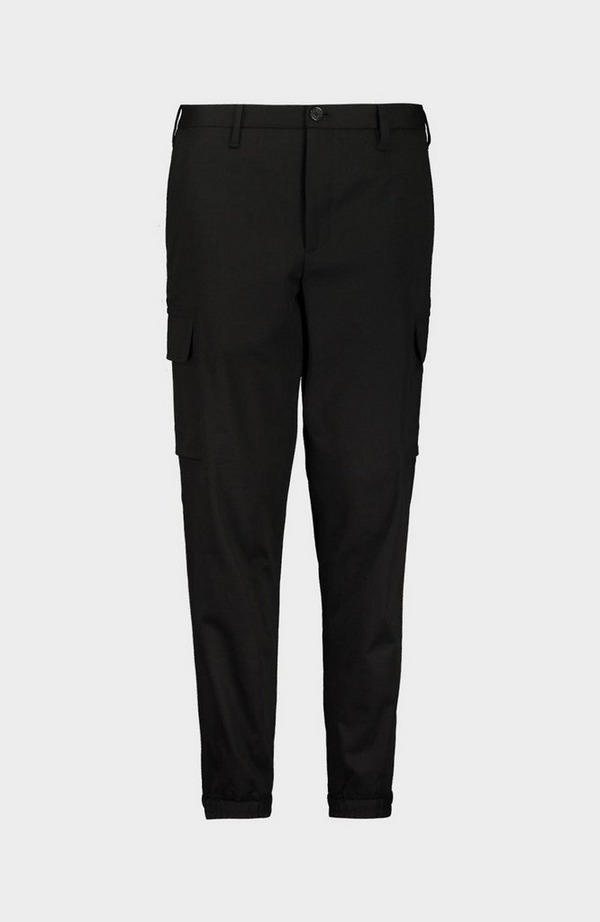 Cuffed Combat Trousers