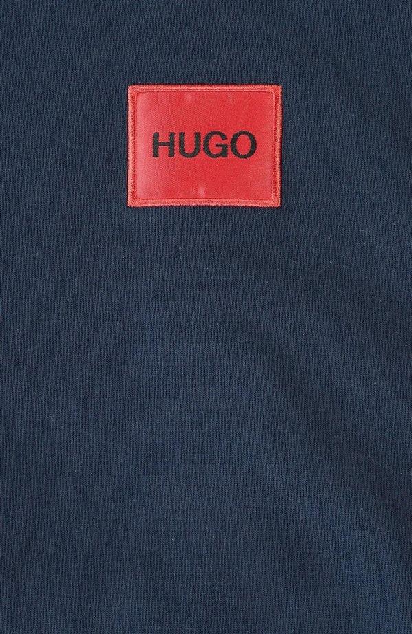 Diraglo212 Red Patch Crewneck Sweatshirt