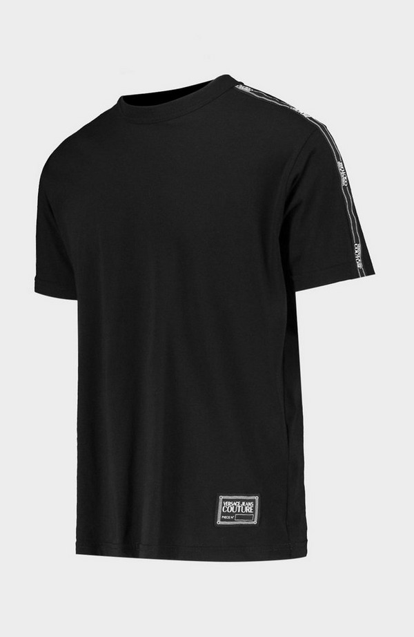 Tape Shoulder T-Shirt