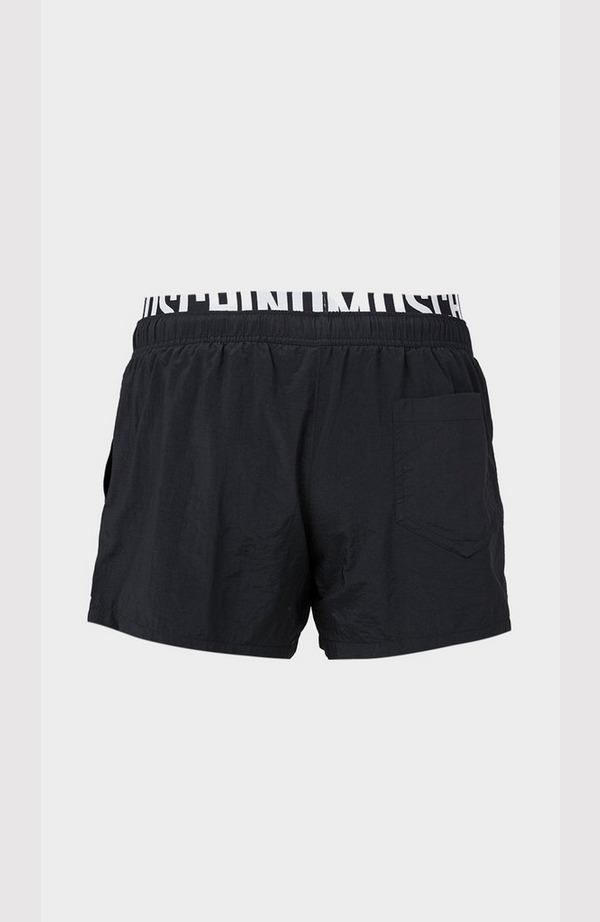 Tape Waistband Swim Short