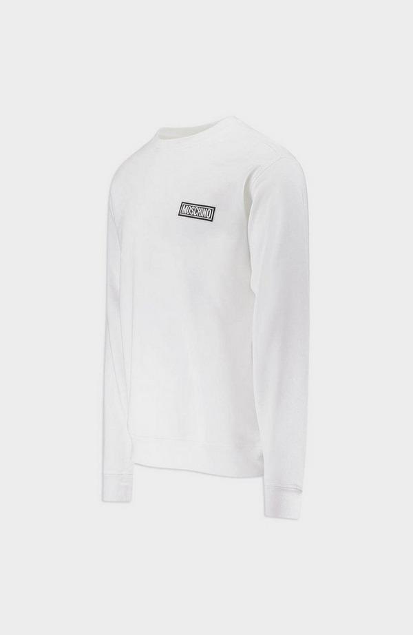 Box Logo Crew Neck Sweatshirt