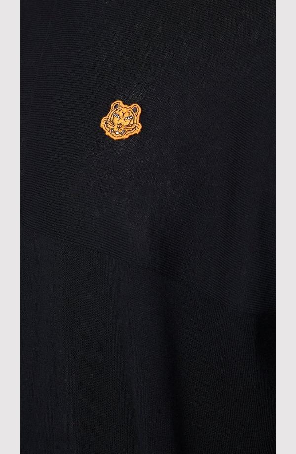 Tiger Crest Crewneck Knit