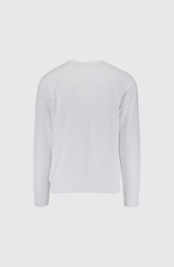 X 1952 Print Crewneck Sweat Shirt
