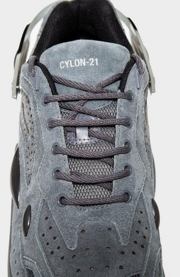 Cylon-21 Leather Runner