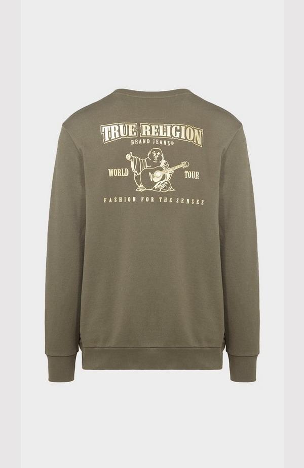 Buddha Crewneck Sweatshirt