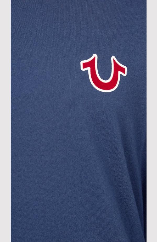Red U Long Sleeve T-Shirt