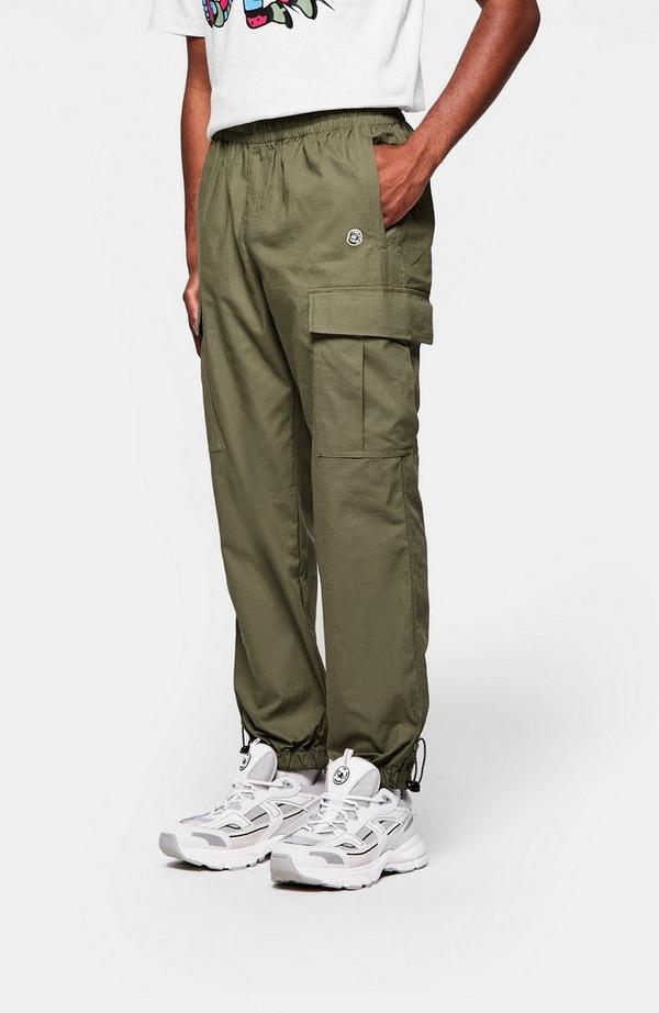 Ripstop Cotton Track Pants