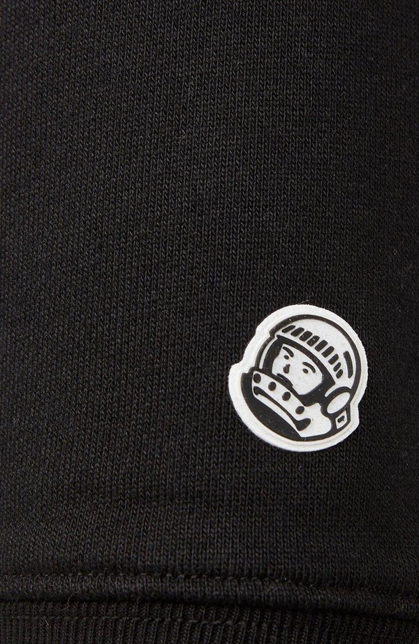Embroidered Serif Crewneck Sweatshirt