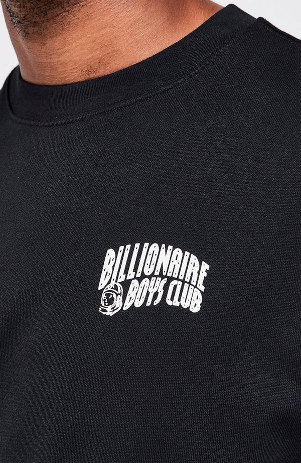 Small Arch Logo Crewneck Sweatshirt