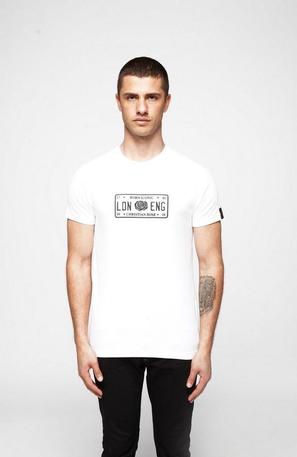 Iconic Plate Short Sleeve T-Shirt