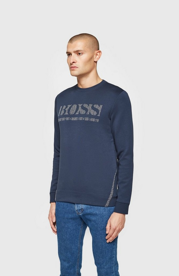 Salbo Iconic Pixel Crewneck Sweatshirt