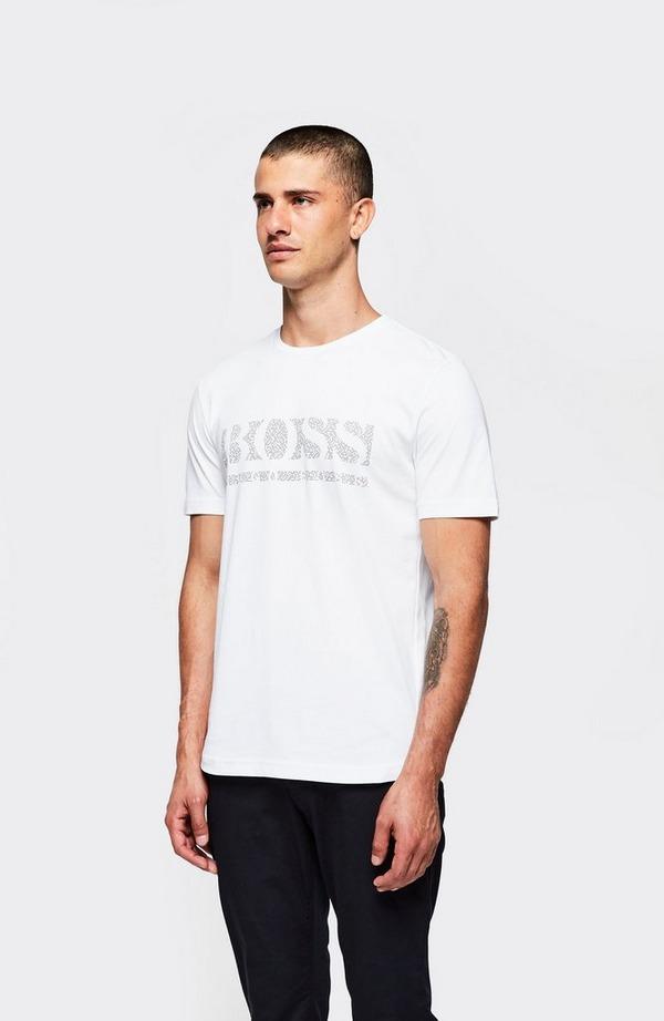Pixel Logo1 Short Sleeve T-Shirt