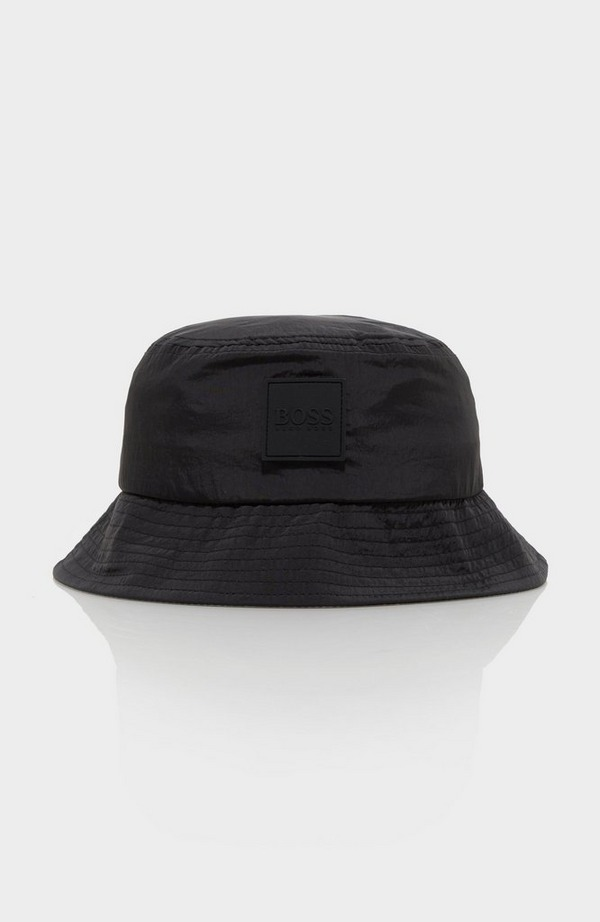 Patch Logo Bucket Hat