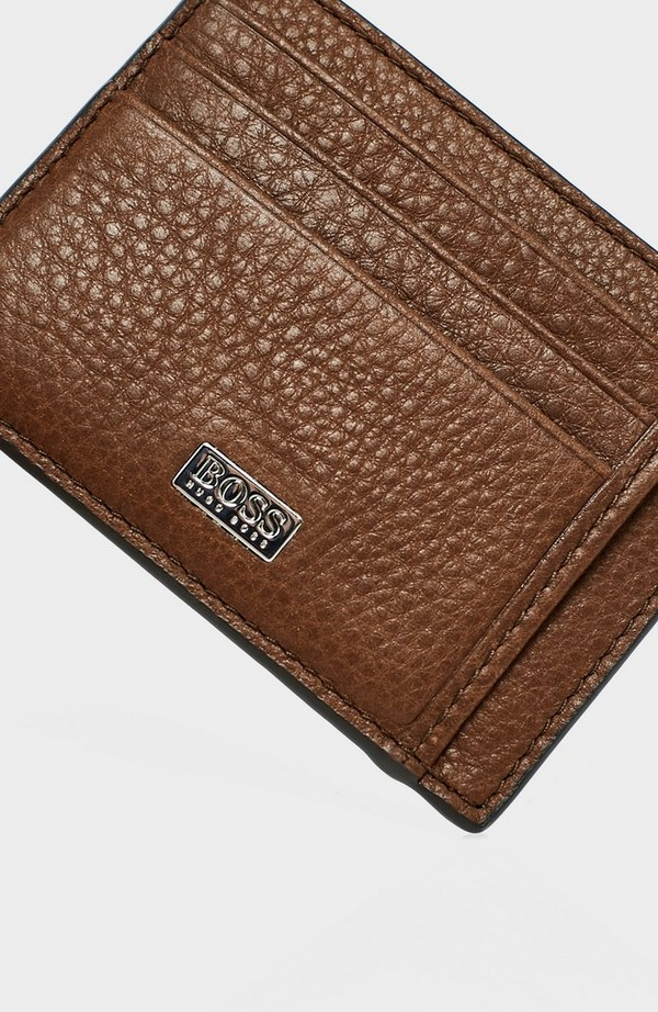 Cross Town Leather Card Holder