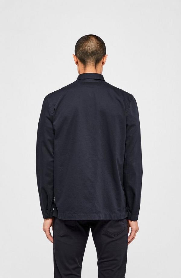 Elky Nylon Pocket Overshirt