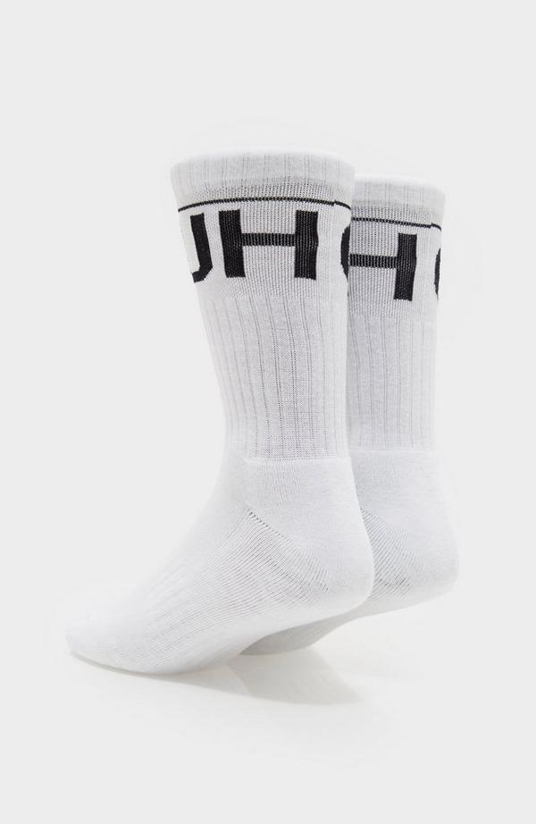 Logo 2 Pack Sports Sock