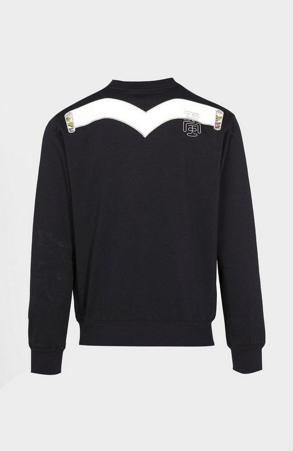 Kamon Foil Daicock Sweatshirt