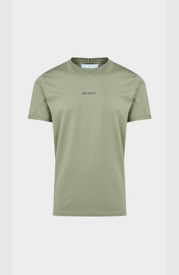 Lens Logo Short Sleeve T-Shirt