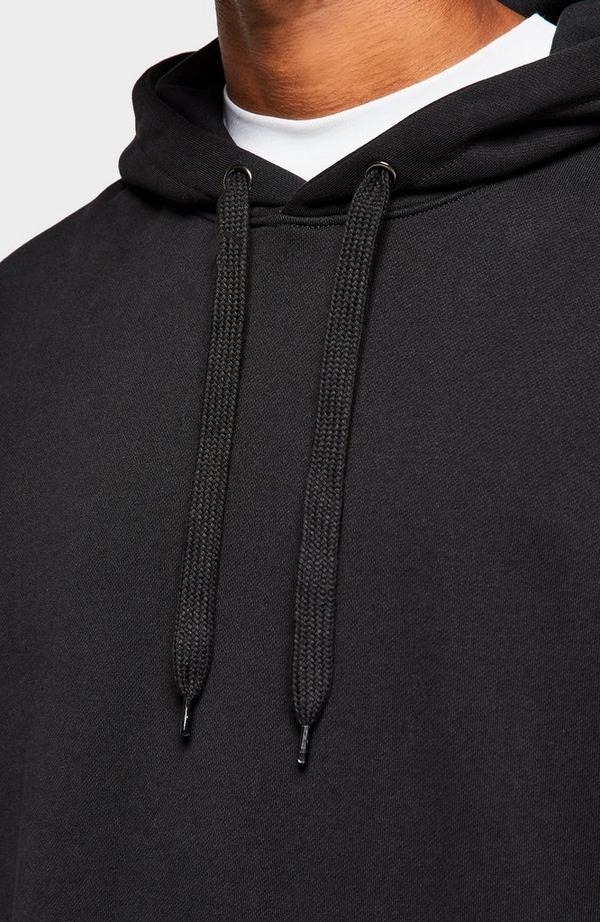 Zip Pocket Arm Hoodie