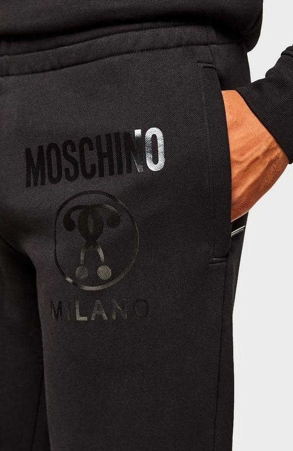 Milano Logo Jogging Bottom
