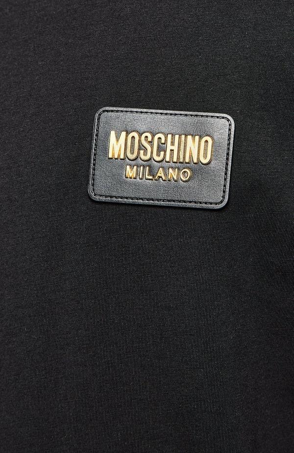 Logo Plaque Short Sleeve T-Shirt