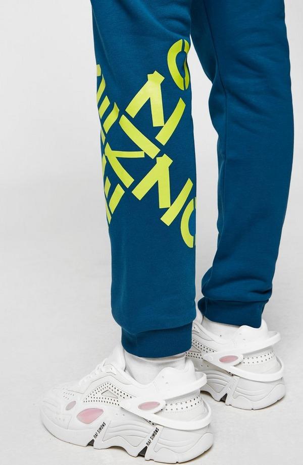 Sport Logo Leg Jogging Pant
