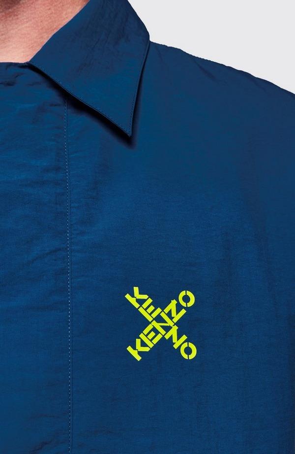 Sport Logo Overshirt