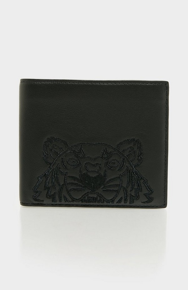 Kampus Tiger Leather Wallet