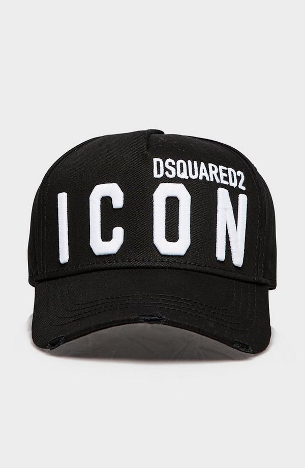 New Icon Logo Cap