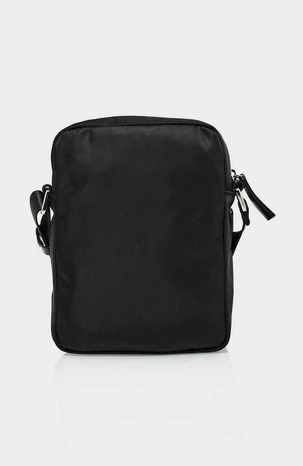 Icon Nylon Messenger Bag