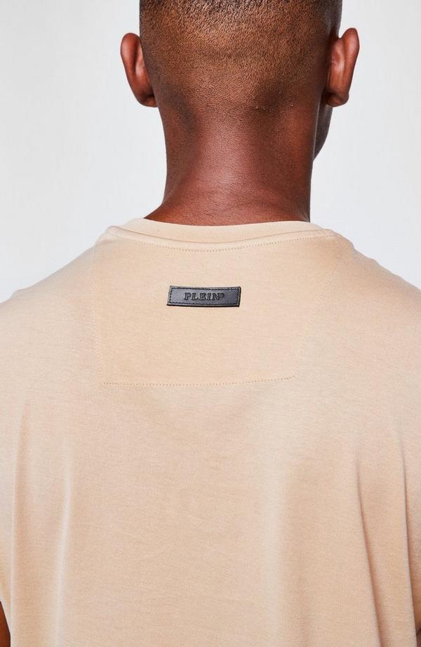 Skull Thunderbolt Short Sleeve T-Shirt