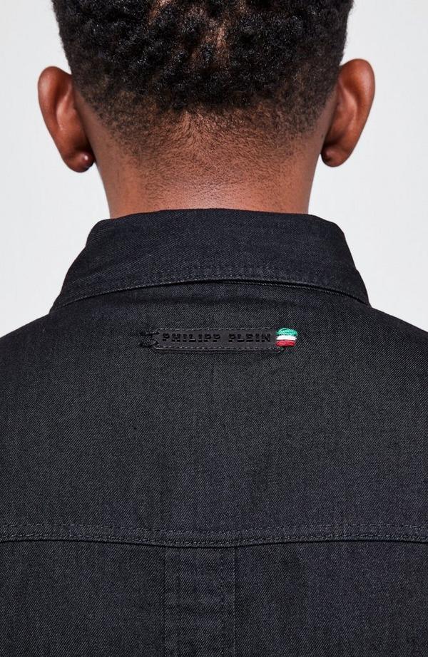 Institutional Denim Shirt