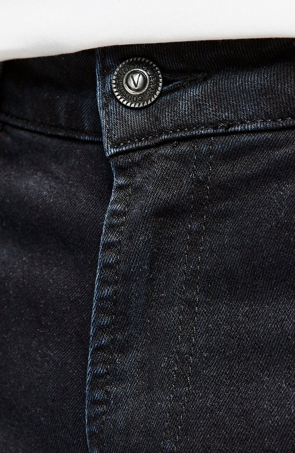 Tonal Medallion Pocket Jean